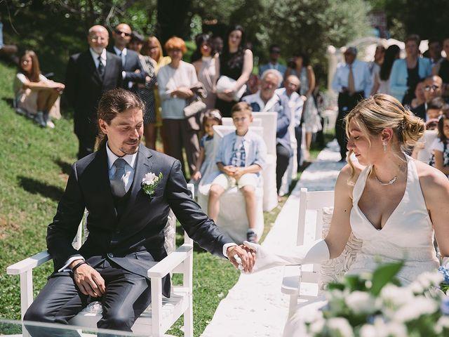 Il matrimonio di Stefano e Paola a Brescia, Brescia 45