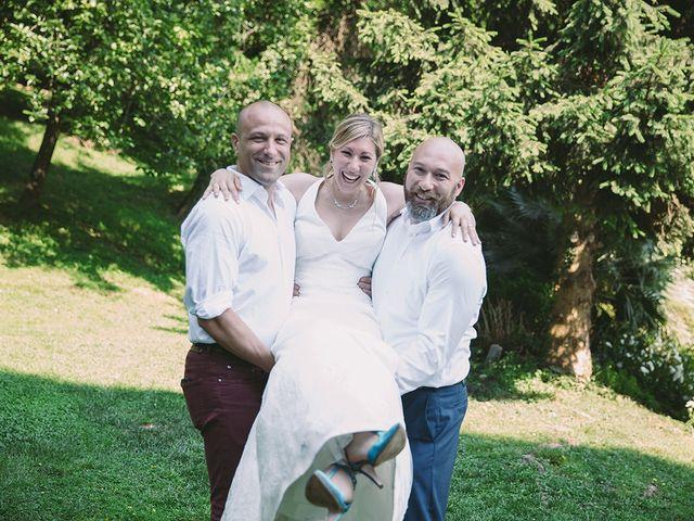Il matrimonio di Stefano e Paola a Brescia, Brescia 133