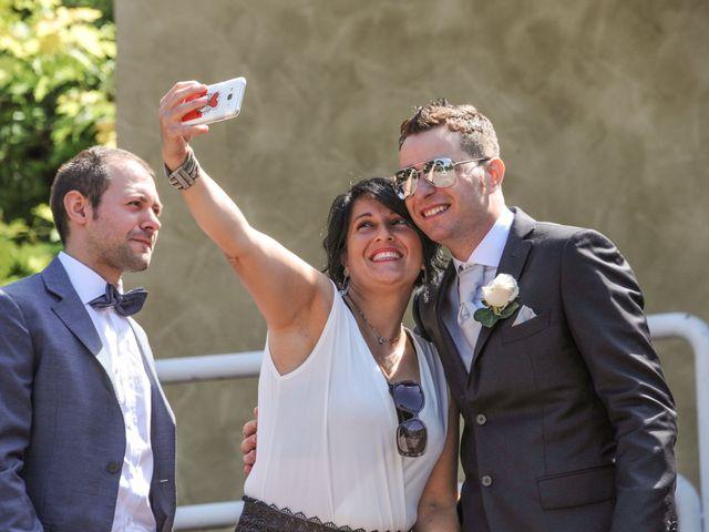 Il matrimonio di Daniele e Michela a Brescia, Brescia 8