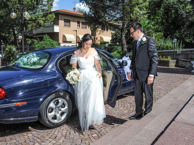 Il matrimonio di Daniele e Michela a Brescia, Brescia 9