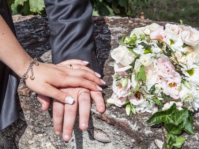 Il matrimonio di Daniele e Michela a Brescia, Brescia 26