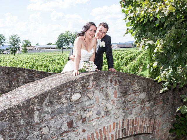 Il matrimonio di Daniele e Michela a Brescia, Brescia 28