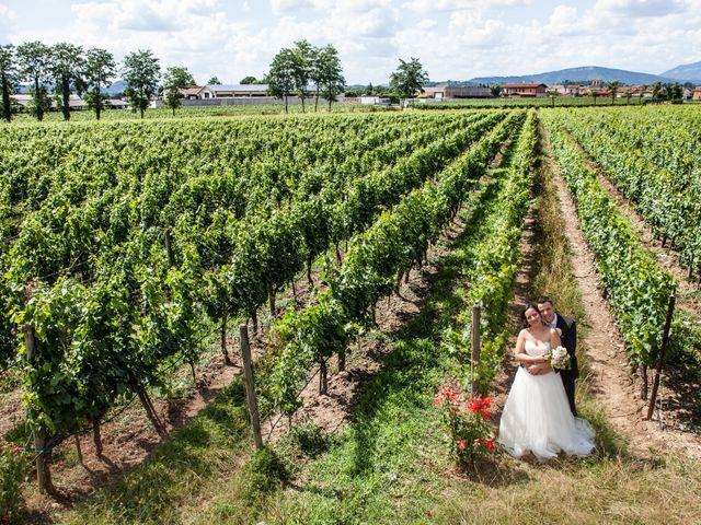 Il matrimonio di Daniele e Michela a Brescia, Brescia 1