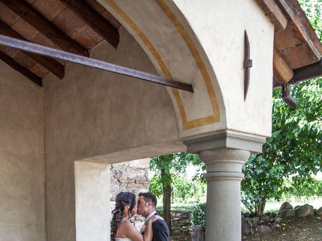 Il matrimonio di Daniele e Michela a Brescia, Brescia 33