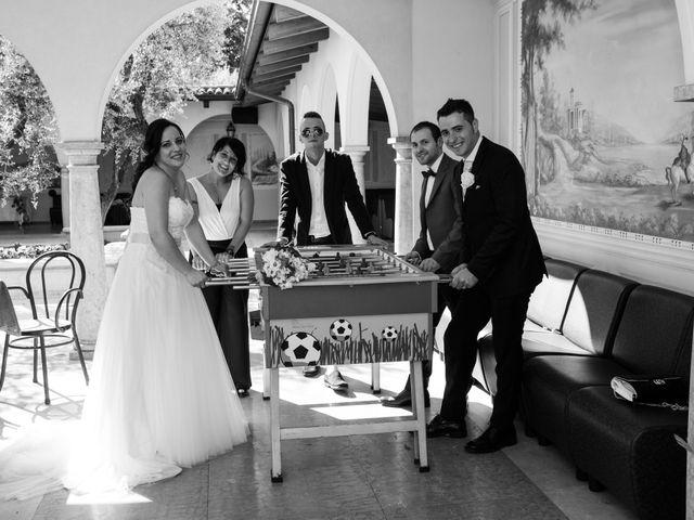 Il matrimonio di Daniele e Michela a Brescia, Brescia 36