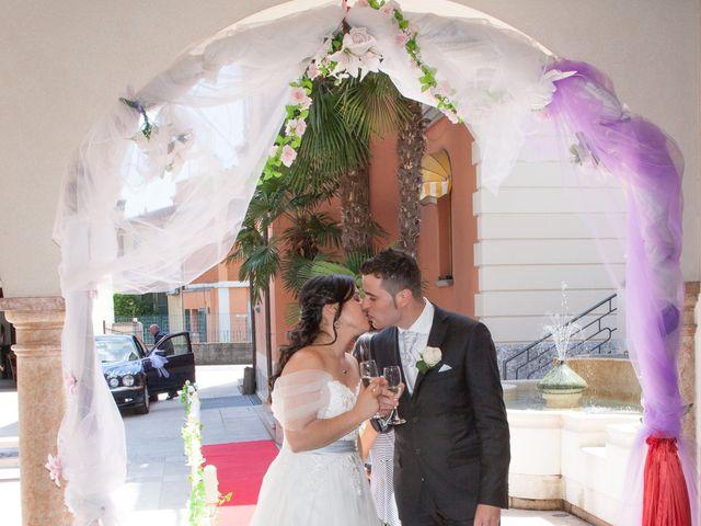 Il matrimonio di Daniele e Michela a Brescia, Brescia 35