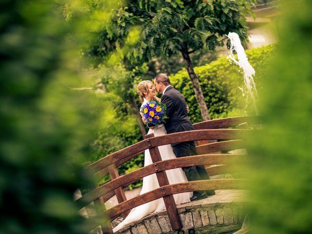 Il matrimonio di Albano e Adriana a Sondrio, Sondrio 12