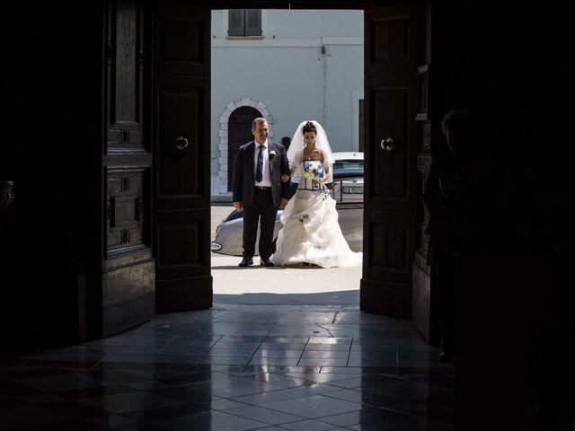 Il matrimonio di Rudy e Ilaria a Pavone del Mella, Brescia 10