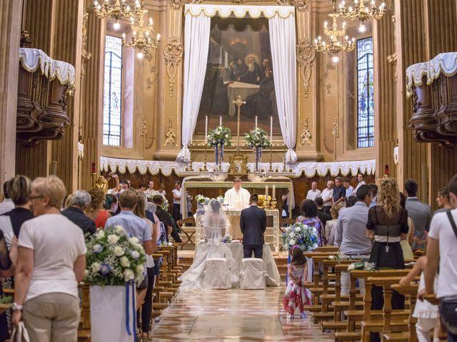 Il matrimonio di Rudy e Ilaria a Pavone del Mella, Brescia 11