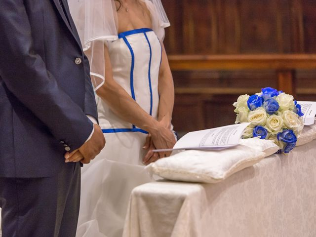Il matrimonio di Rudy e Ilaria a Pavone del Mella, Brescia 12