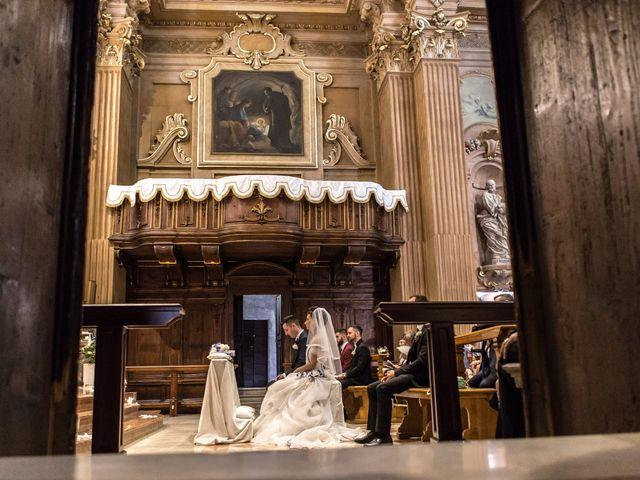 Il matrimonio di Rudy e Ilaria a Pavone del Mella, Brescia 13