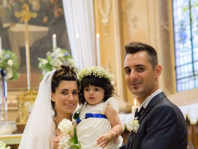 Il matrimonio di Rudy e Ilaria a Pavone del Mella, Brescia 16