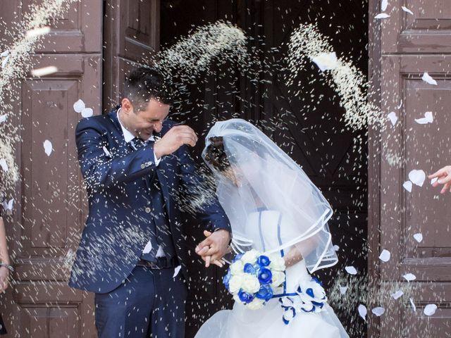 Il matrimonio di Rudy e Ilaria a Pavone del Mella, Brescia 17