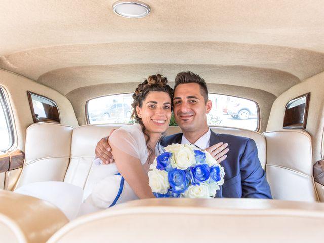 Il matrimonio di Rudy e Ilaria a Pavone del Mella, Brescia 19