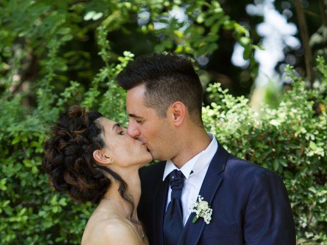 Il matrimonio di Rudy e Ilaria a Pavone del Mella, Brescia 21