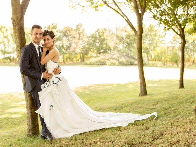 Il matrimonio di Rudy e Ilaria a Pavone del Mella, Brescia 25
