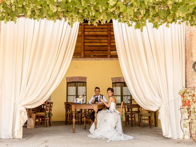 Il matrimonio di Rudy e Ilaria a Pavone del Mella, Brescia 31