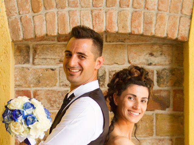 Il matrimonio di Rudy e Ilaria a Pavone del Mella, Brescia 32