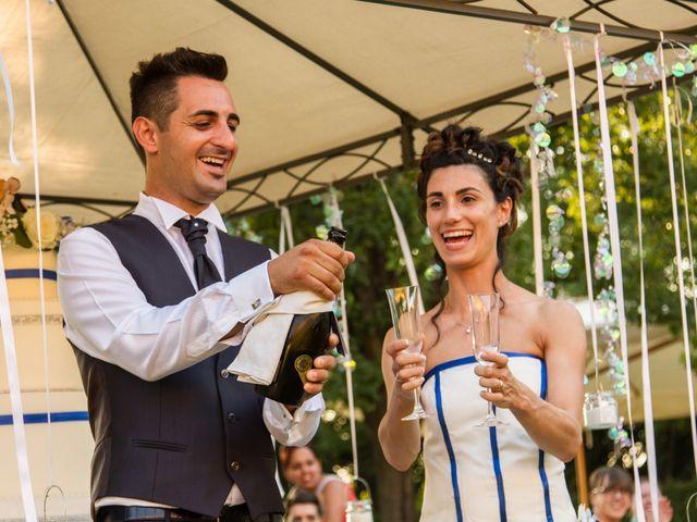 Il matrimonio di Rudy e Ilaria a Pavone del Mella, Brescia 33