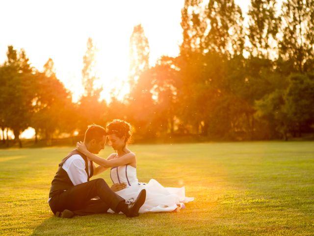 Il matrimonio di Rudy e Ilaria a Pavone del Mella, Brescia 35
