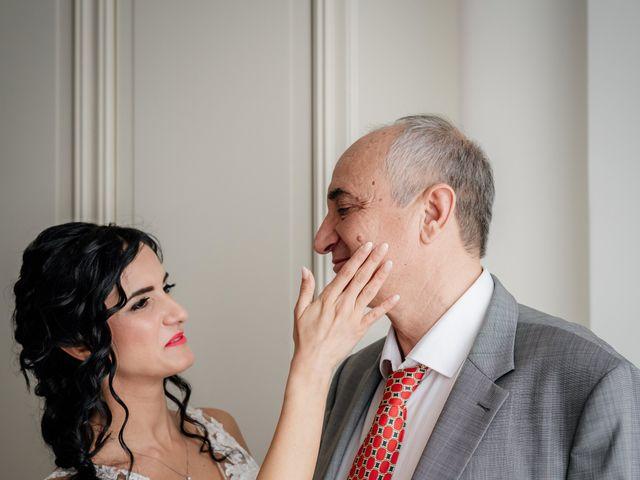 Il matrimonio di Eleni e Emiliano a Capaccio Paestum, Salerno 8
