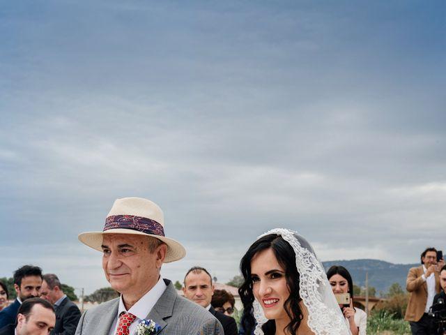Il matrimonio di Eleni e Emiliano a Capaccio Paestum, Salerno 14