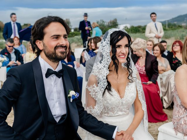 Il matrimonio di Eleni e Emiliano a Capaccio Paestum, Salerno 15
