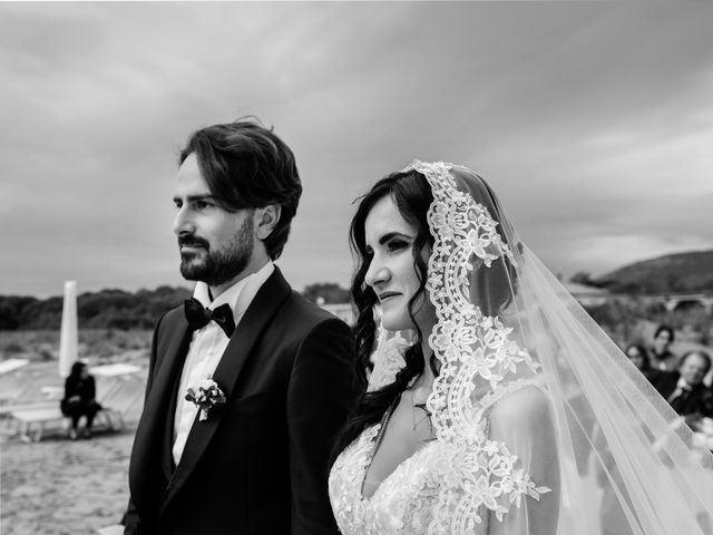 Il matrimonio di Eleni e Emiliano a Capaccio Paestum, Salerno 17