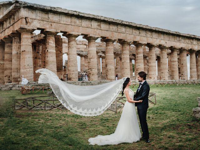 Il matrimonio di Eleni e Emiliano a Capaccio Paestum, Salerno 20