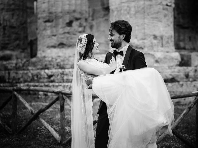 Il matrimonio di Eleni e Emiliano a Capaccio Paestum, Salerno 21