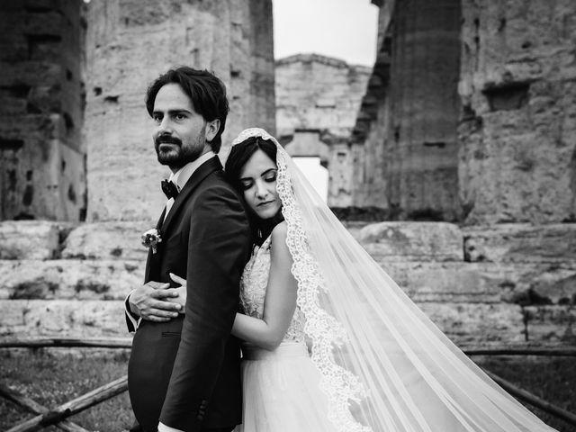 Il matrimonio di Eleni e Emiliano a Capaccio Paestum, Salerno 22