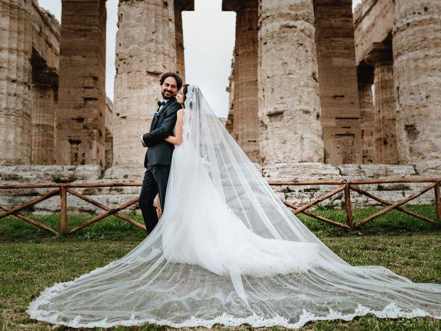 Il matrimonio di Eleni e Emiliano a Capaccio Paestum, Salerno 23