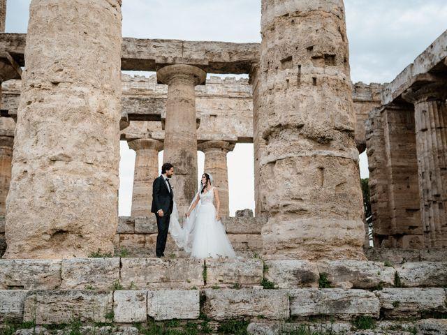 Il matrimonio di Eleni e Emiliano a Capaccio Paestum, Salerno 25