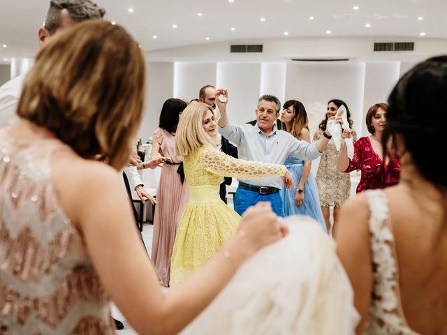 Il matrimonio di Eleni e Emiliano a Capaccio Paestum, Salerno 31