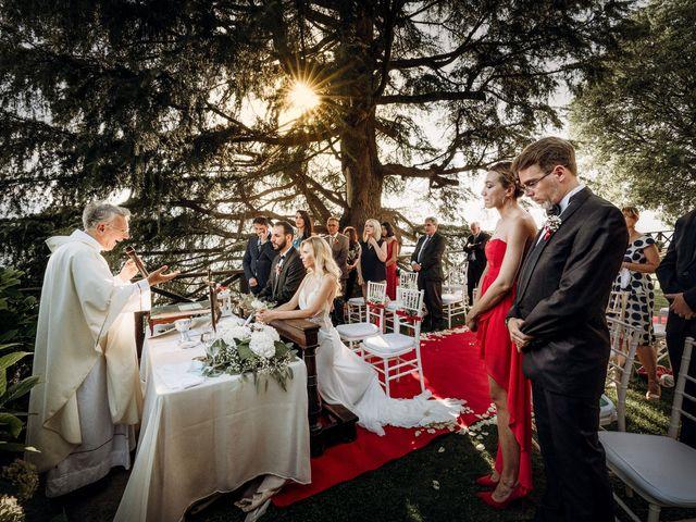 Il matrimonio di Emanuel e Agnieszka a Calolziocorte, Lecco 16