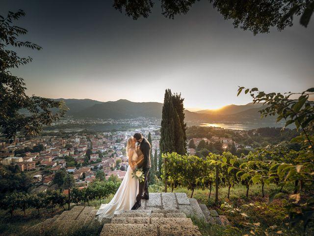 Il matrimonio di Emanuel e Agnieszka a Calolziocorte, Lecco 25