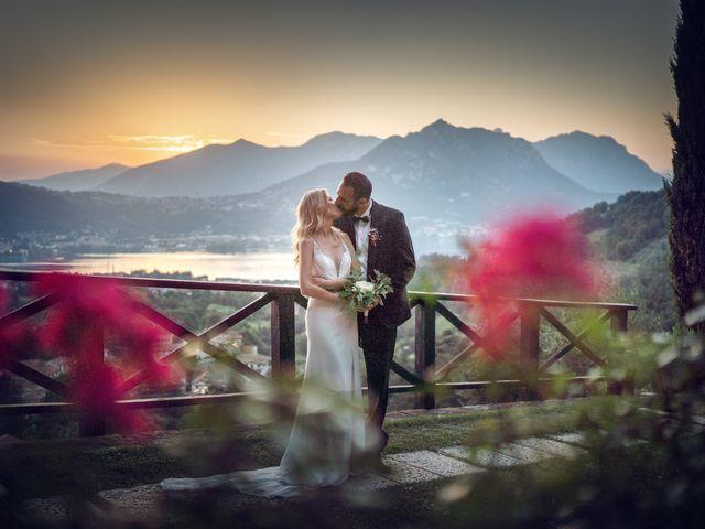 Il matrimonio di Emanuel e Agnieszka a Calolziocorte, Lecco 36