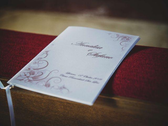 Il matrimonio di Stefano e Annalisa a Verdello, Bergamo 31