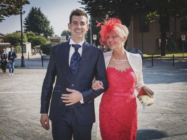 Il matrimonio di Stefano e Annalisa a Verdello, Bergamo 37