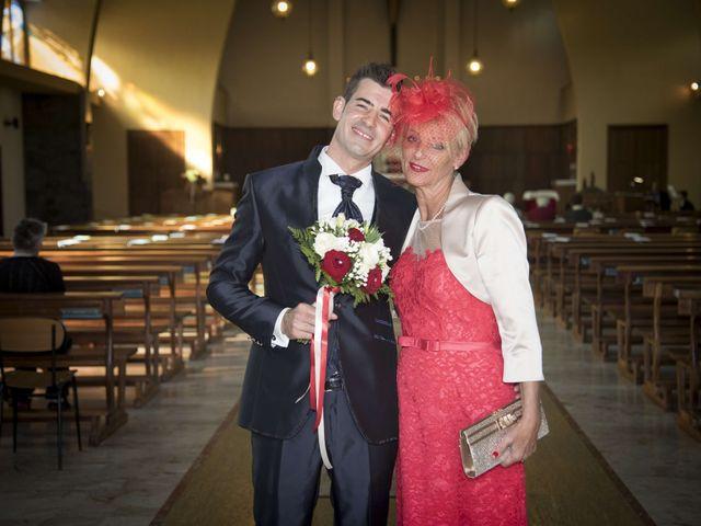 Il matrimonio di Stefano e Annalisa a Verdello, Bergamo 40