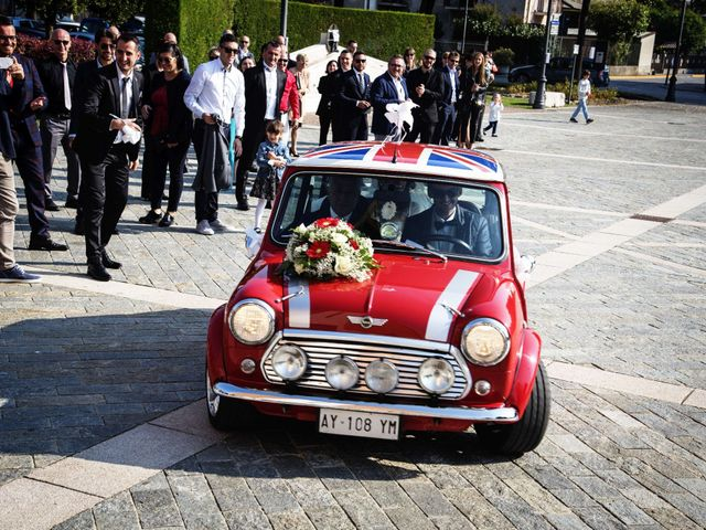 Il matrimonio di Stefano e Annalisa a Verdello, Bergamo 43