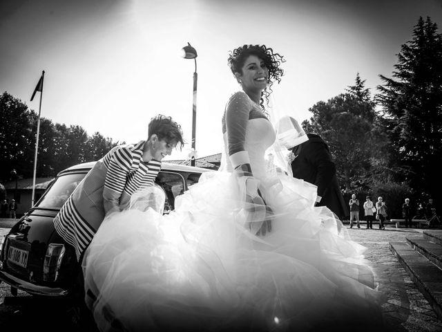 Il matrimonio di Stefano e Annalisa a Verdello, Bergamo 45