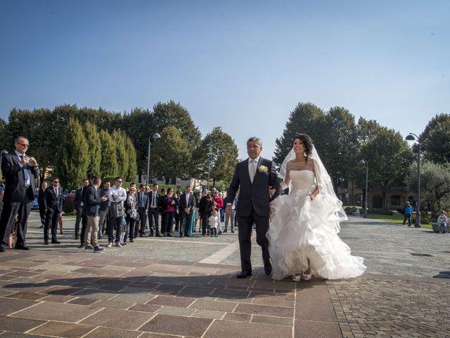 Il matrimonio di Stefano e Annalisa a Verdello, Bergamo 46