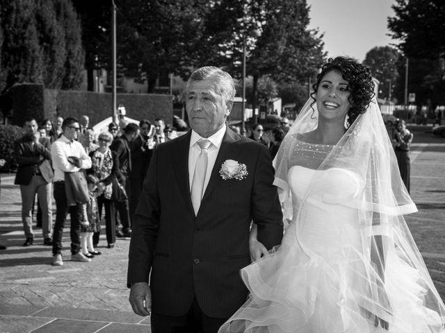Il matrimonio di Stefano e Annalisa a Verdello, Bergamo 47