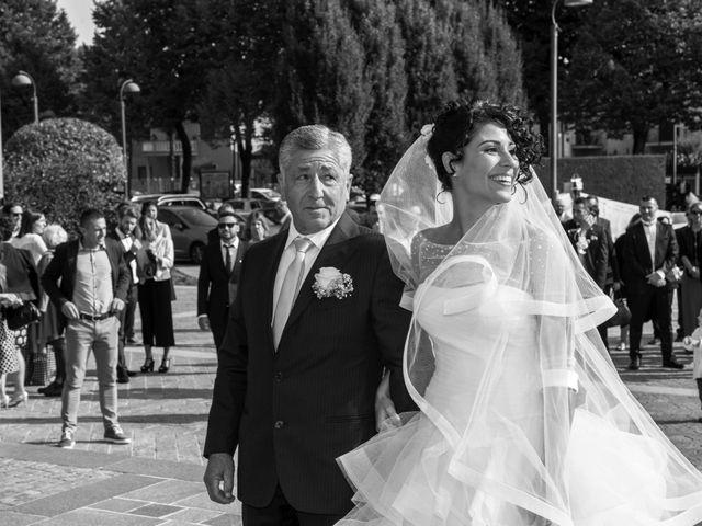 Il matrimonio di Stefano e Annalisa a Verdello, Bergamo 48