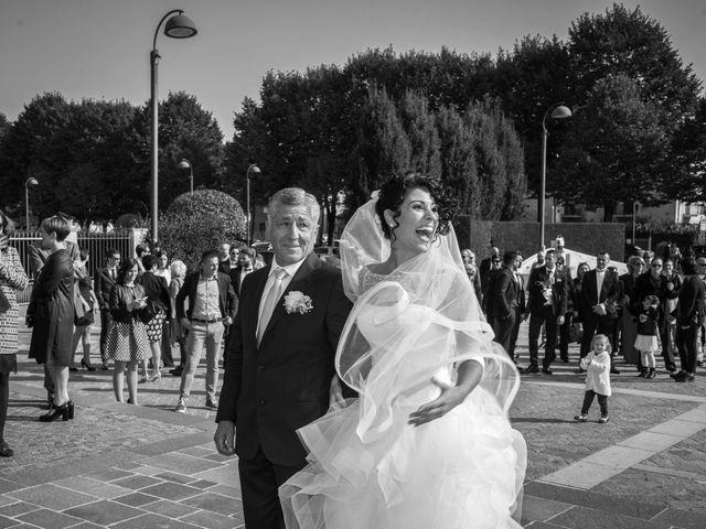 Il matrimonio di Stefano e Annalisa a Verdello, Bergamo 49
