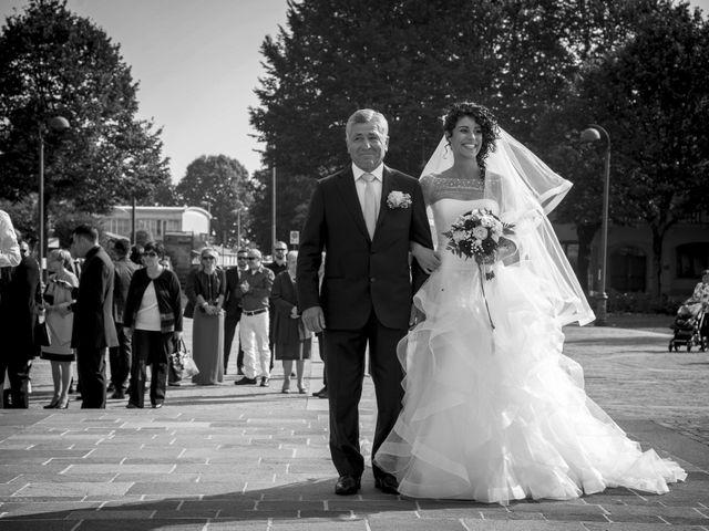 Il matrimonio di Stefano e Annalisa a Verdello, Bergamo 50