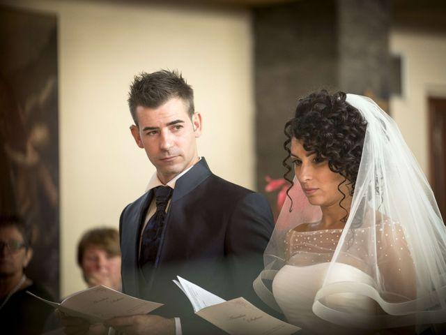 Il matrimonio di Stefano e Annalisa a Verdello, Bergamo 53