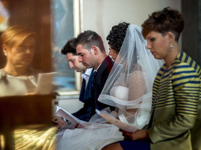 Il matrimonio di Stefano e Annalisa a Verdello, Bergamo 54