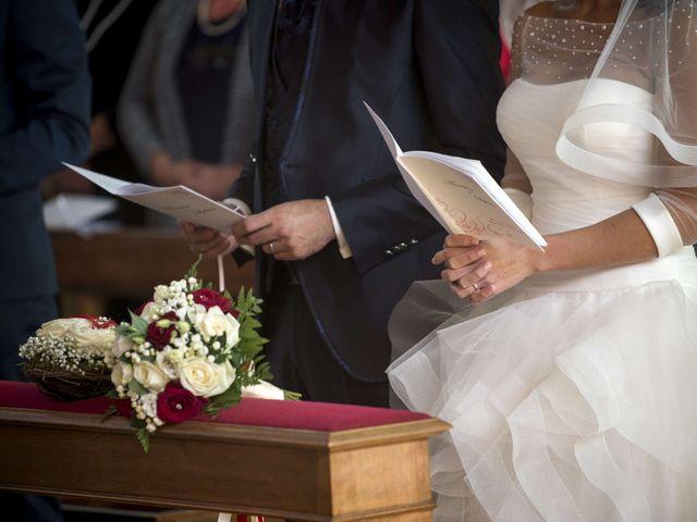 Il matrimonio di Stefano e Annalisa a Verdello, Bergamo 59